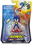 Sonic the HedgeHog ~3 Mini Action Figure + Finger Board: Sonic Free Riders Series
