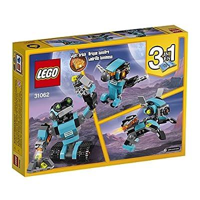 LEGO Creator Robo Explorer 31062 Robot Toy: Toys & Games