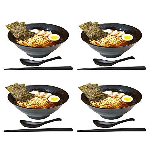 Ramen Bowl Noodle Chopsticks Soup