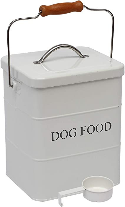 Top 10 Decorative Airtight Pet Food Containers