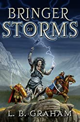 Bringer of Storms (The Binding of the Blade, Book 2)