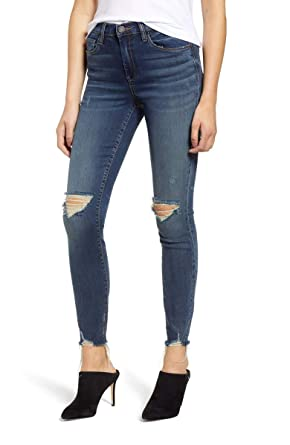 40dc3dfc2ec1 Blank NYC The Bond Distressed Skinny Jeans Gossip Girl at Amazon ...