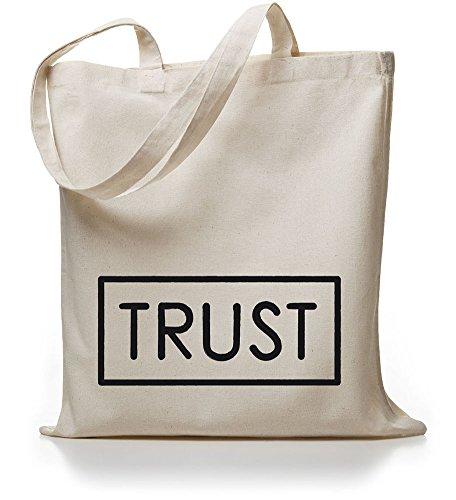 Kane Gray - Trust - Borsa In Juta In Natura