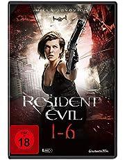 Resident Evil 1-6
