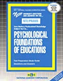 Psychological Foundations of Education, Rudman, Jack, 083738401X
