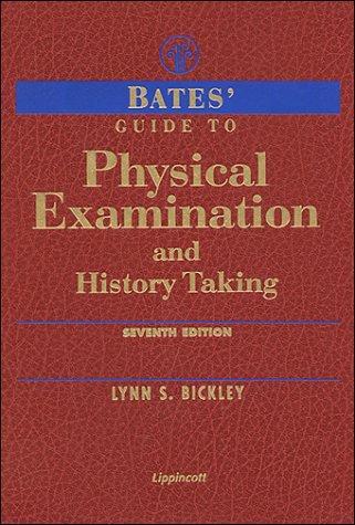 Bates Clinical Examination Pdf