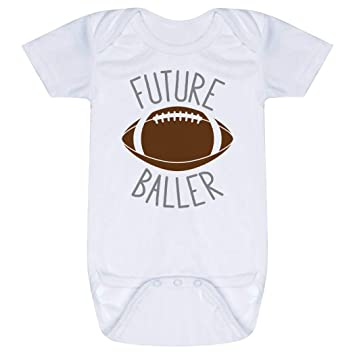704f30c8f3 Amazon.com  Football Baby   Infant Onesie