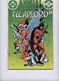 Enter the Lost World of the Warlord No. 2 (Annual)