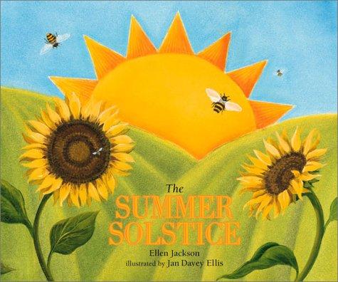 summer solstice the ellen jackson 9780761316237 amazon com books