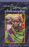 An Introduction to African Philosophy, Samuel O. Imbo, 0847688402