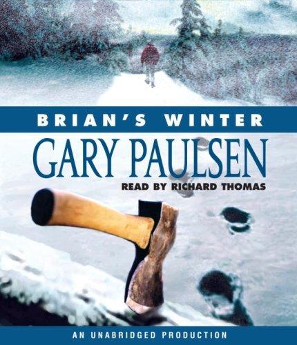 By Gary Paulsen Brian's Winter (Unabridged) [Audio CD]