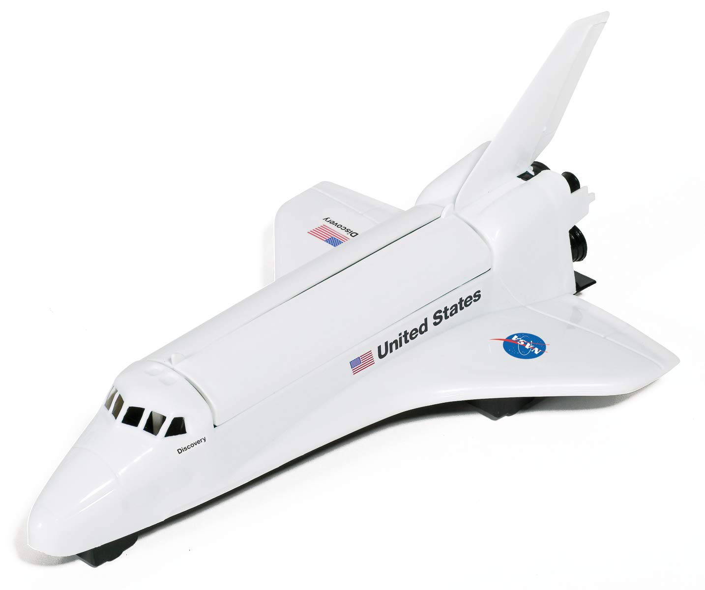 Plastic Space Shuttle AM06960 Toy Plastic NA