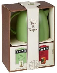 Teapot & Tea Gift Box