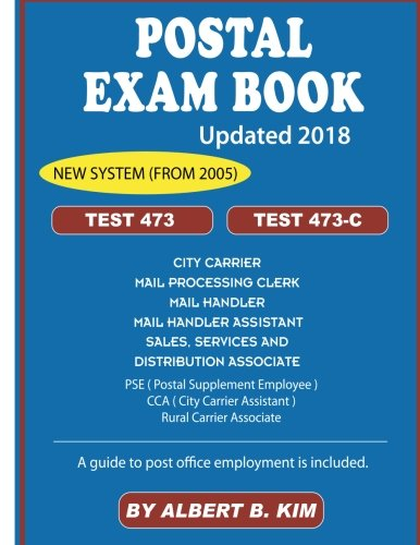 Postal Exam Book for Test 473 and - Usps Shop
