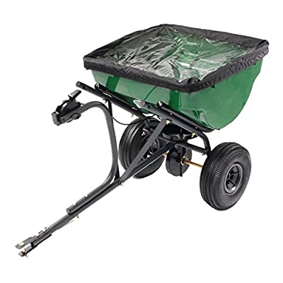 Precision Pro Tow Behind Broadcast Spreader