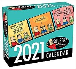 Dilbert 2021 Day-To-Day Calendar Dilbert 2021 Day to Day Calendar: Adams, Scott: 9781524857066