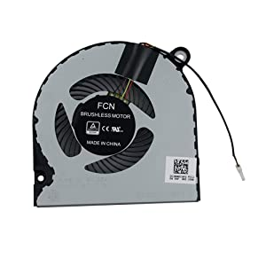 Rangale Replacement CPU Cooling Fan for Acer Aspire A515-51 A515-51G A515-51-3509-A A515-51-563W-A Series Laptop 13N1-01A0412 DFS541105FC0T FJMQ
