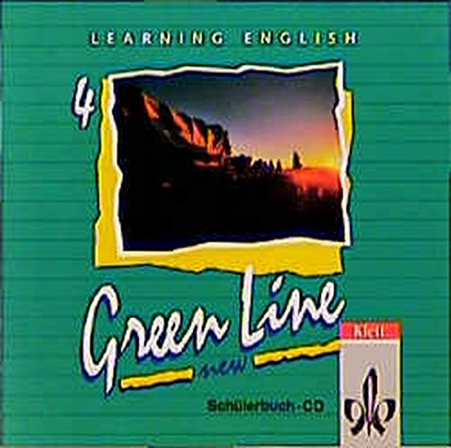Learning English, Green Line New, 1 Audio-CD zum Schülerbuch, Teil 4