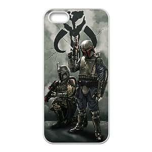 C-EUR Diy Star Wars Soldier Hard Back Case for Iphone 5 5g 5s