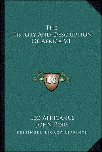 leo africanus summary