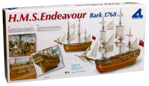 22516 1/60 H.M.S Endeavor