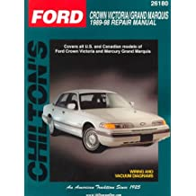 Ford-Crown Victoria/Grand Marquis 1989-98