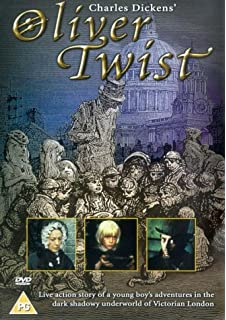 oliver twist dvd region us import ntsc amazon co uk dvd  oliver twist dvd 1983