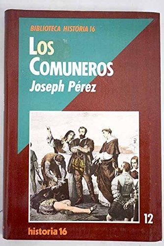 LOS COMUNEROS: Amazon.es: PEREZ, JOSEPH: Libros