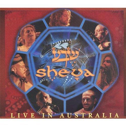 Sheva- Live in Australia by CDBY