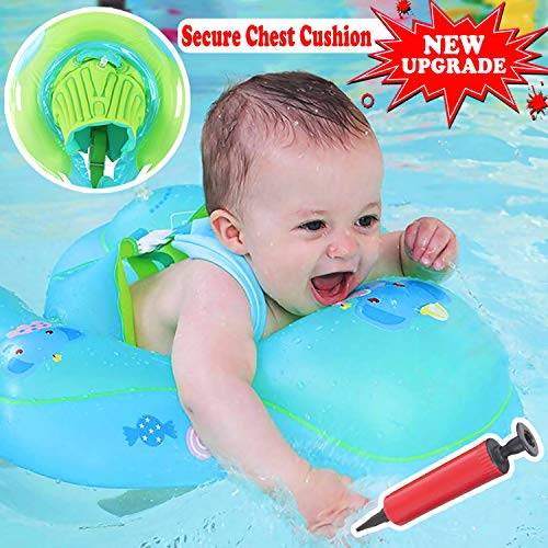 Inflation Free Infant Child Baby Swimming Buoyancy Arm Ring Float Solid Baby Ring Floating Children Waist Inflation Free Floats Good Heat Preservation Luggage & Bags