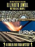 Money Burns (A Fiddler and Fiora Mystery Book 6)