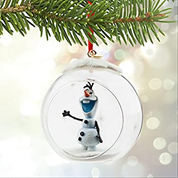 Amazoncom Hallmark Keepsake Disney Frozen Olaf In Summer
