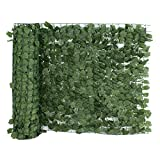 BBBuy Faux Ivy Privacy Fence Screen 94'' X 39'' Artificial Hedge Fencing Outdoor Decor (1 set)
