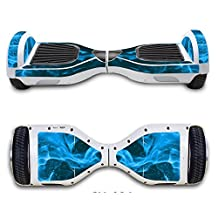 UUShop Protective Vinyl Skin Decal for Self Balancing Scooter Board mini hover 2 wheel x1 razor wrap cover sticker