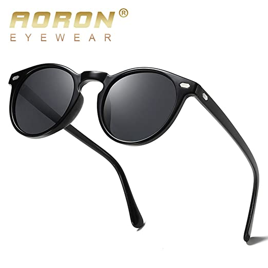 e8ee0da4fa3e Image Unavailable. Image not available for. Color: AORON New Mens  Sunglasses Polarized Driving ...