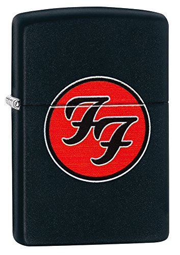 - Zippo Foo Fighters Lighters