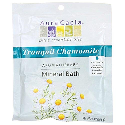 Aura Cacia Aromatherapy Mineral Baths - Tranquility - 2.5 oz - 0 ct - 0 (Aura Cacia Tranquility Mineral Bath)