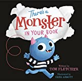 your 4 year old - There's a Monster in Your Book