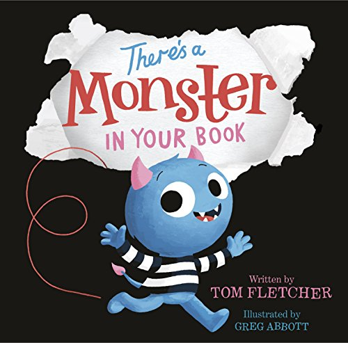 There's a Monster in Your Book -