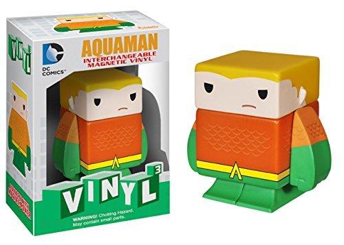"Aquaman ~1.6"": DC Universe x Funko Vinyl Cubed Interchangeable Magnetic Figure"