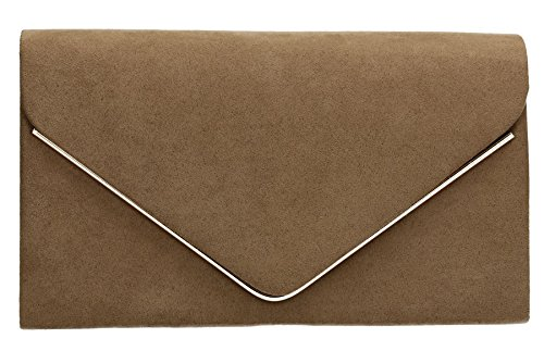 Madison Envelope Womens Evening Clutch