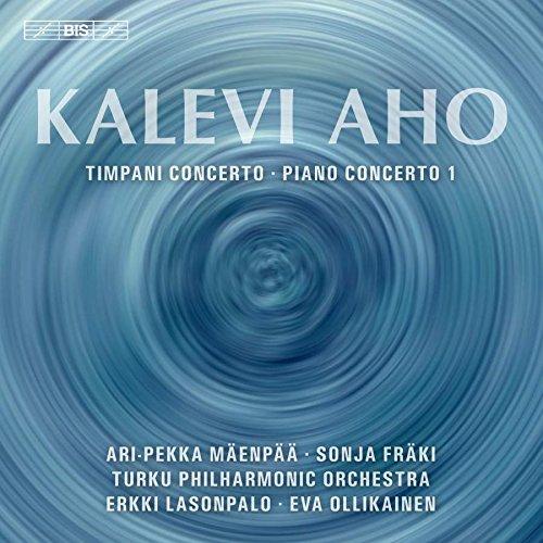 SACD : Ari-Pekka Maenpaa - Sonja Fraki - Turku Philharmonic Orchestra - Timpani & Piano Concerto 1 (Hybrid SACD)