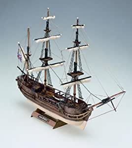 Mamoli MM 3 - Kit de modelo del barco Beagle H.M.S (escala 1:121) [Importado de Alemania]