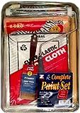 Premier 6-Piece Deluxe Flat Latex Paint Set 718