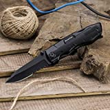 RoverTac Pocket Knife UPGRADED Multitool with
