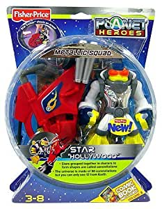 Fisher price planet heroes toys entertaining phrase