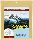 organic freeze dried garlic - MaryJanesFarm Kettle Chili, 3.3 Ounce Bags