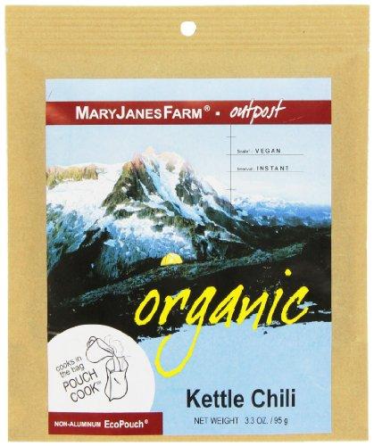 Mary Janes Farm Organic Lentil (MaryJanesFarm Kettle Chili, 3.3 Ounce)