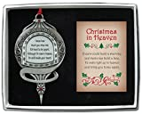 Cathedral Art I Know How Much you Miss Me Ornament - CO787