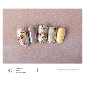 3d Printer - 1 Sheet 3d Nail Art Transfer Stickers Marble